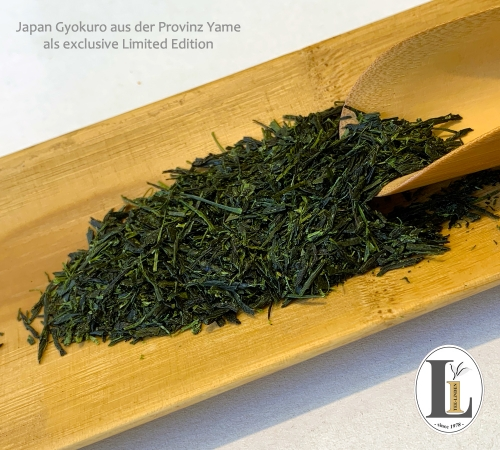 Japan Yame Gyokuro Exclusive Limited Edition