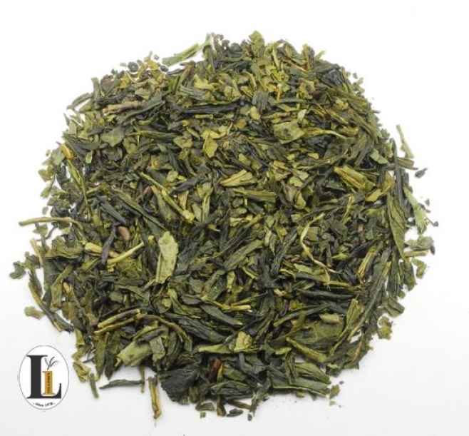 China Sencha Organic 500g PP-Aktionspack